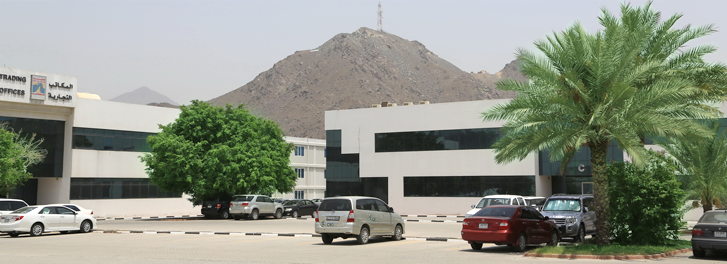 Middle East / UAE Office